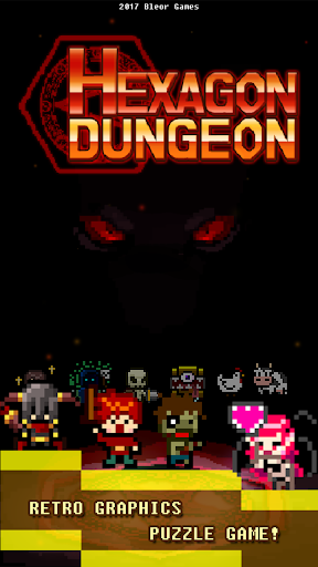 Hexagon Dungeon
