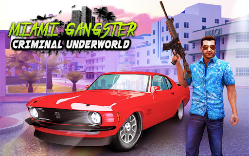 Miami Gangster Criminal Underworld-Grand Car Drive