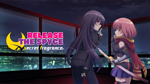 RELEASE THE SPYCE sf『リリフレ』