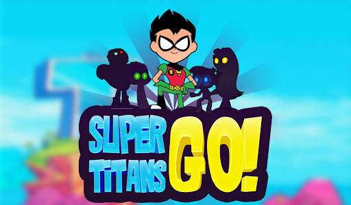 Team titans go games