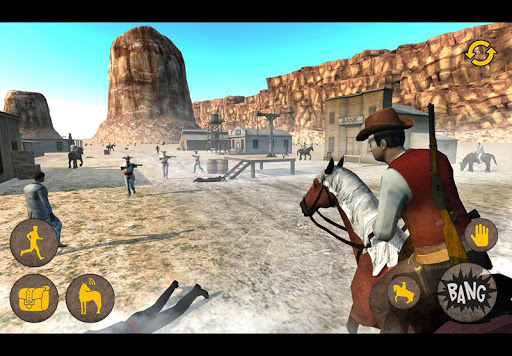 Western Two Guns Sandboxed Style 2018