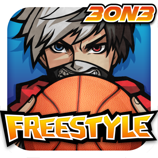 3on3 Freestyle Basketball