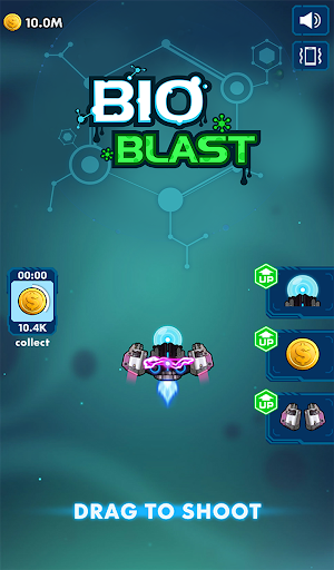 Bio Blast - Infinity Battle: Fire virus!