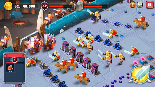 Castle Defense-Soldier tower defense strategy game