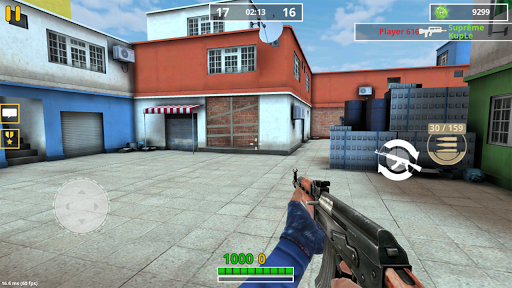 Combat Strike: FPS War - Online Gun Shooting Games