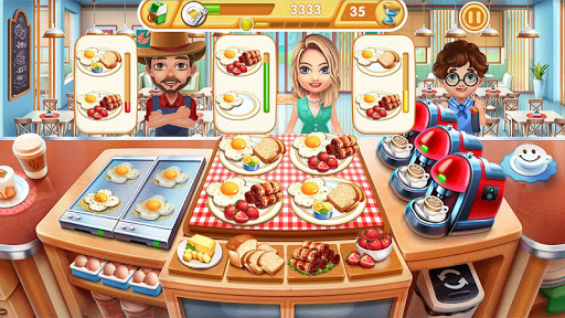 Cooking City - crazy restaurant game