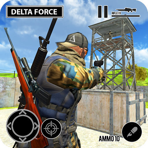 Delta Force Shooting