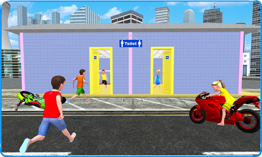 Kids Toilet Emergency Pro 3D
