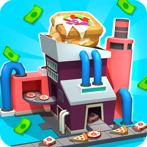 Pizza Factory Tycoon - Idle Clicker Game