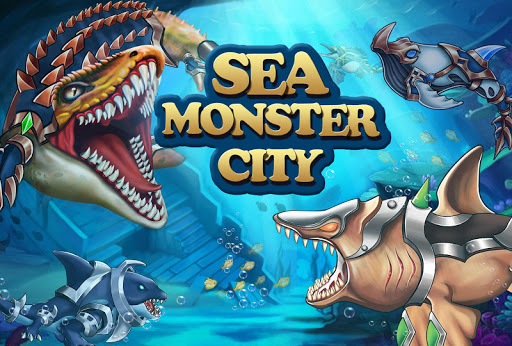 Sea Monster City