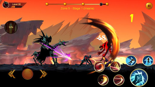 Shadow fighter 2: Shadow & ninja fighting games
