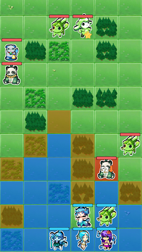Age of tactics : turn based strategy offline