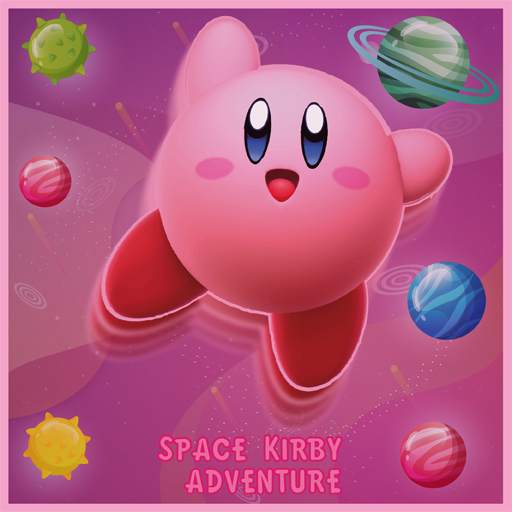 Amazing Kirby space adventure: saving the stars