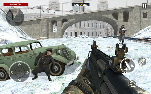 American War Shooter: World War FPS