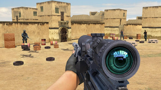 Counter Terrorist - Strike Shooter