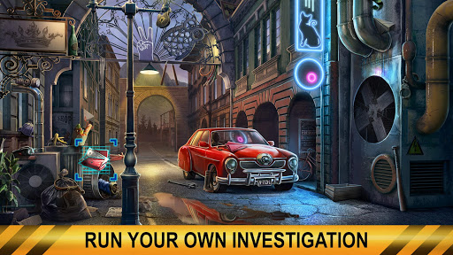 Crime City Detective: Hidden Object Adventure