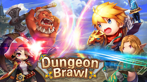 Dungeon Brawl - Star IDLE RPG