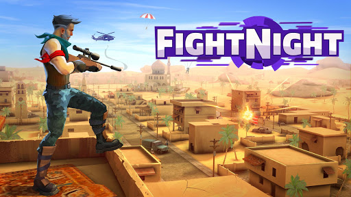 FightNight Battle Royale: FPS Shooter