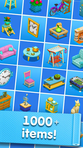 Happy Home Design Decor V52078 Mod Apk Money Apkdlmod