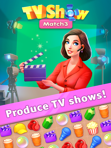 Match 3 - TV Show and series