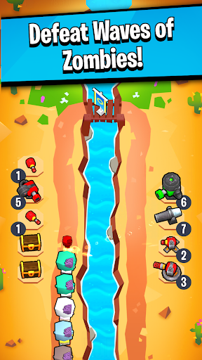 Merge TD: Idle Tower Defense