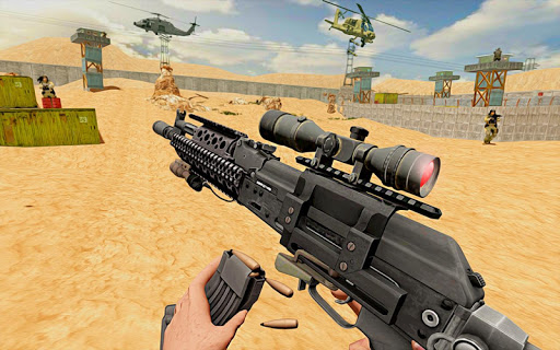 Elite New Sniper Shooting – OG Free Shooting Games