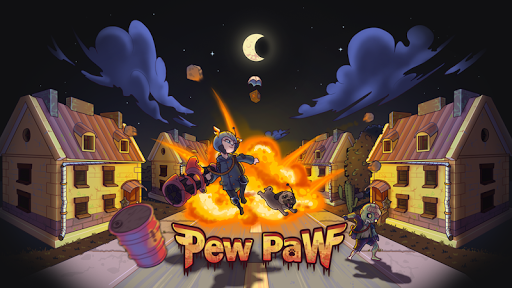 Pew Paw - Zombie survival