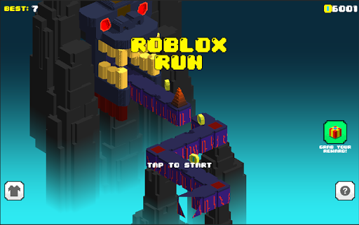 Roblox Run - Temple Rush