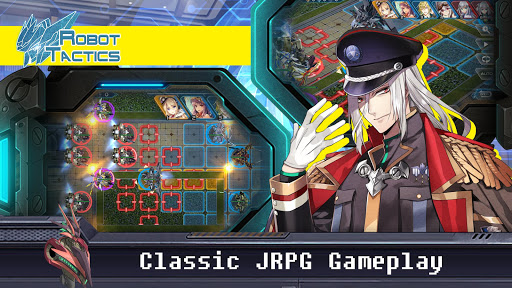 Robot Tactics: Real Time Super Robot Wars