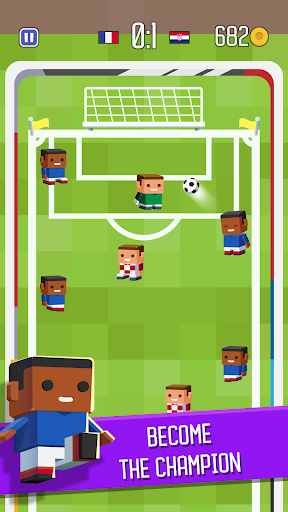 Scroll Soccer: Arcade Football Game