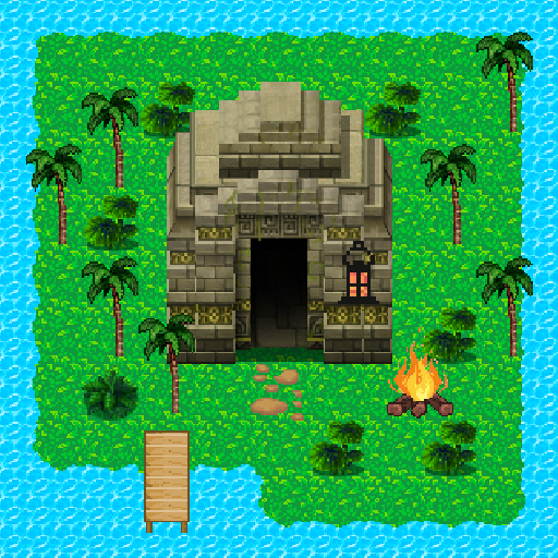 Survival RPG 2 - The temple ruins adventure
