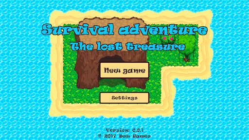 Survival RPG - The lost treasure adventure