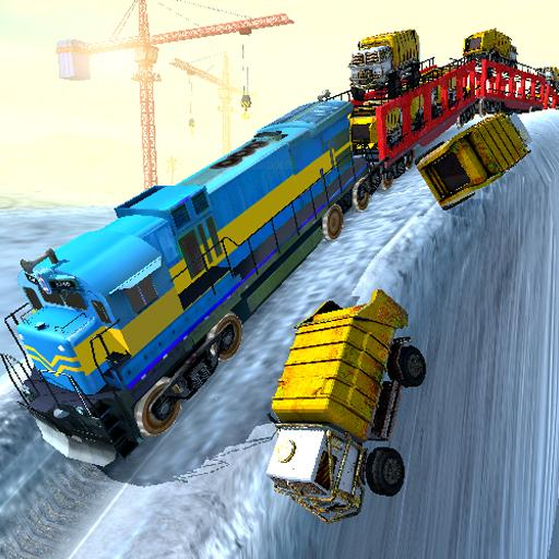Train Transport 3D