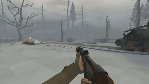 World War Polygon: WW2 shooter