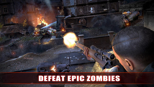 Z Survival Day - Free zombie shooting game
