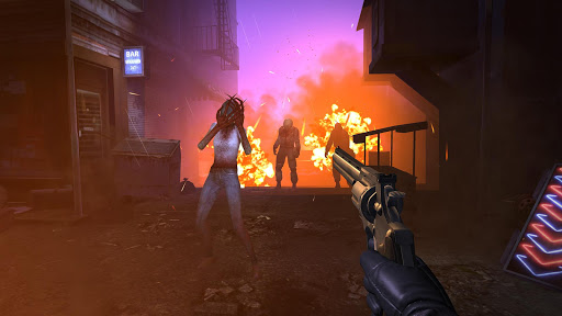 Zombie Killer - beta test game