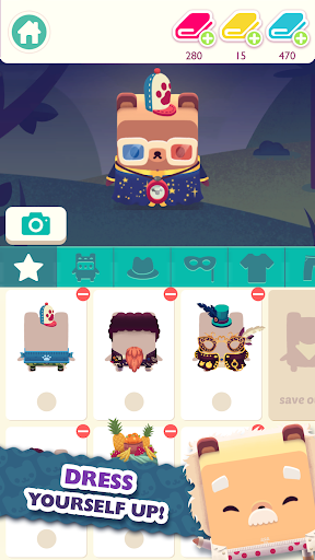 Alphabear: Words Across Time
