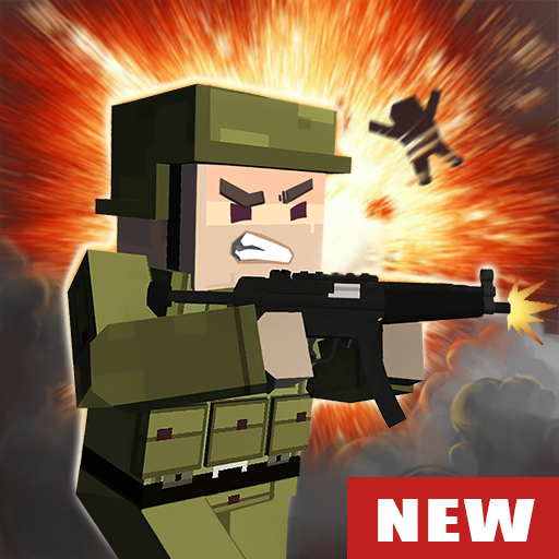 Block Gun: FPS PvP War - Online Gun Shooting