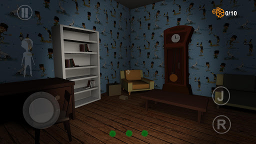 Brother Wake Up ( Horror Game)