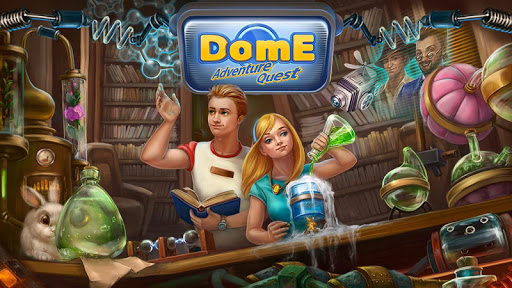 Dome Adventure Quest