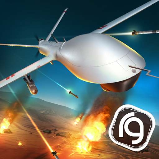 Drone : Shadow Strike 3 v1.21.135 (Mod Apk Money) logo