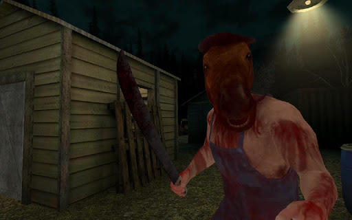 HeadHorse: Horror Game