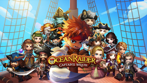 Ocean Raider: Captain's Wrath