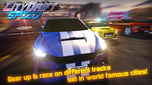 Speed Car Drift Racing
