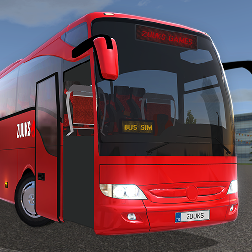 Bus Simulator : Ultimate v1.3.9 (Mod Apk Money) logo