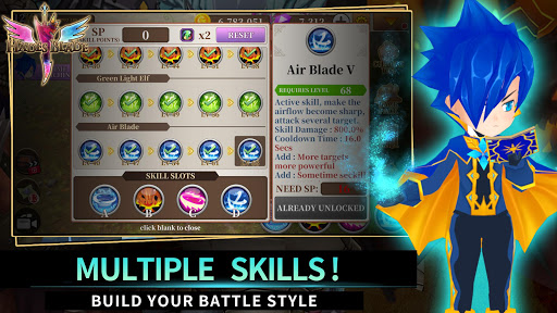 Endless Quest: Hades Blade - Free idle RPG Games