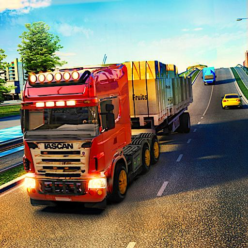 Euro Truck Driving Simulator Truck Transport