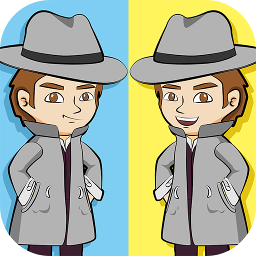 Find The Differences - Detective 3