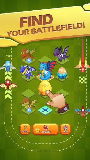 MeDragons - Clicker & Idle Game