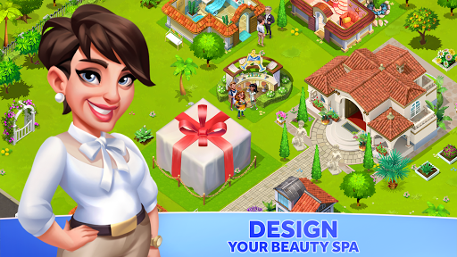 My Spa Resort: Grow, Build & Beautify